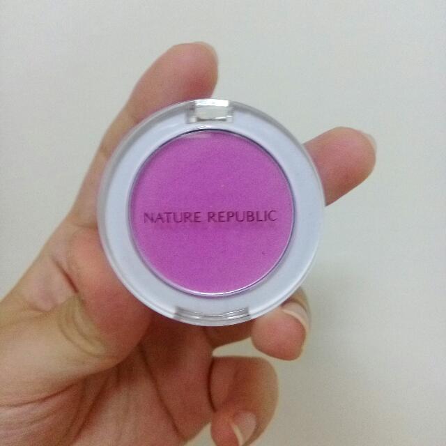 Nature Republic眼影 #7 近全新