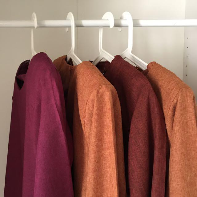 (NEW) Baju Raya