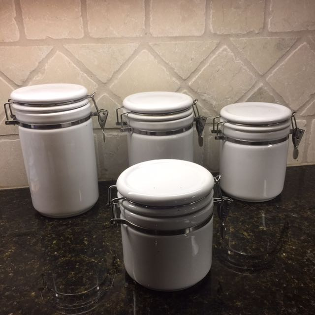 New Set Of Four Jar