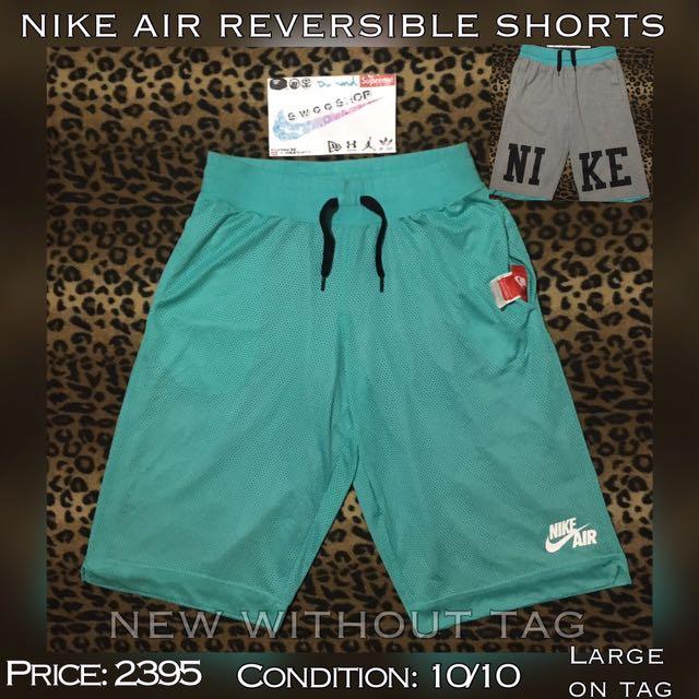 NIKE AIR REVERSIBLE SHORTS