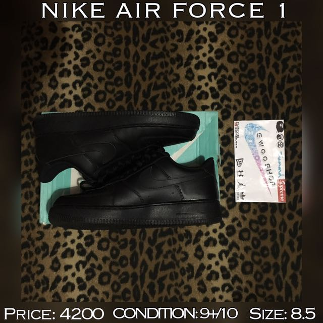 Nike Airforce 1 size 8.5