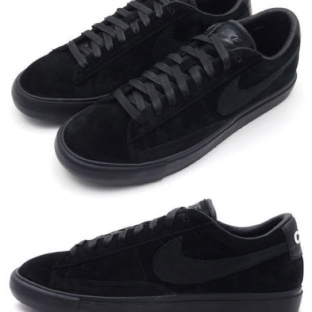 Nike and Comme des garcons collaboration