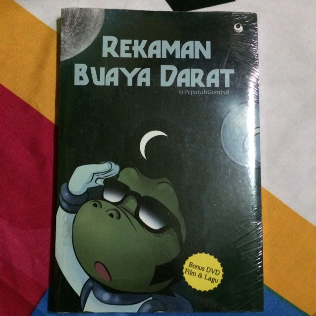 Novel Rekaman Buaya Darat NEW
