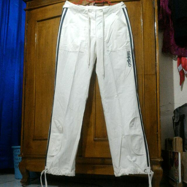 (ORIGINAL) celana Panjang Adidas