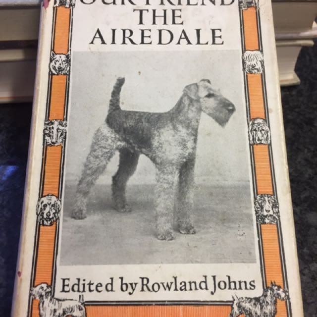 Our Friend The Airedale