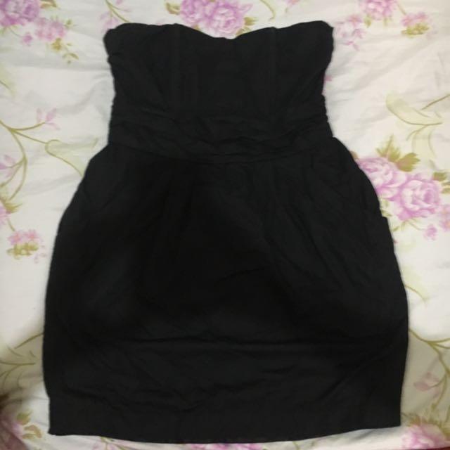 Oxygen LBD (black Dress)