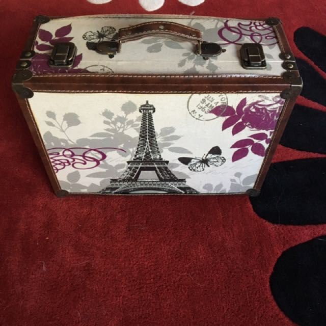 Paris Hard Top Case