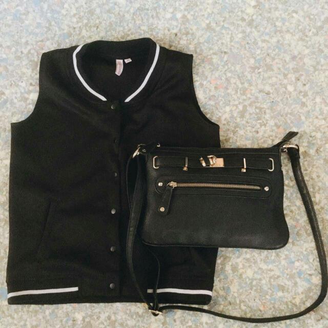 Penshoppe Jersey Vest