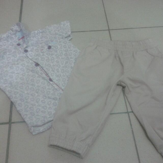 Periwinkle Junior 2pcs Set