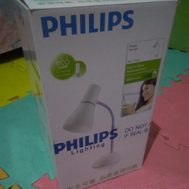 Philips Desk Light