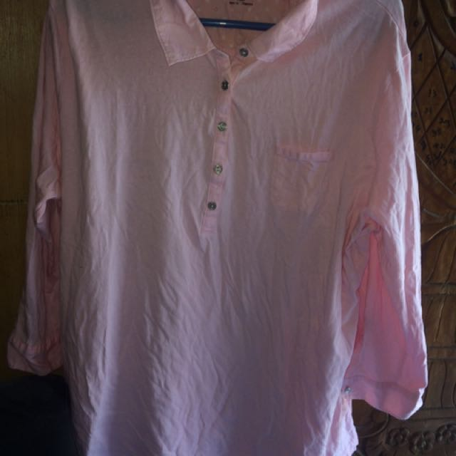 Pink Half sleeves