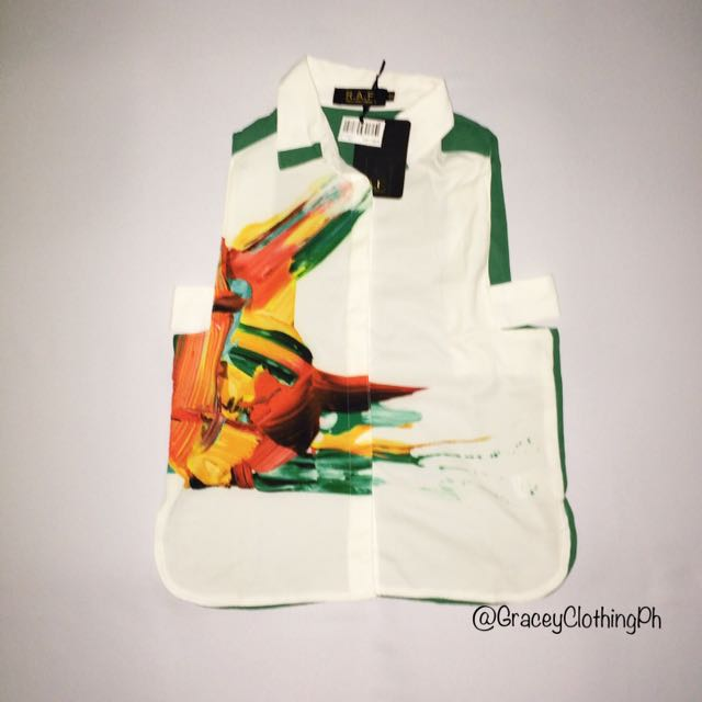 RAF by Plains and Prints top