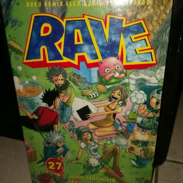 RAVE Vol. 27