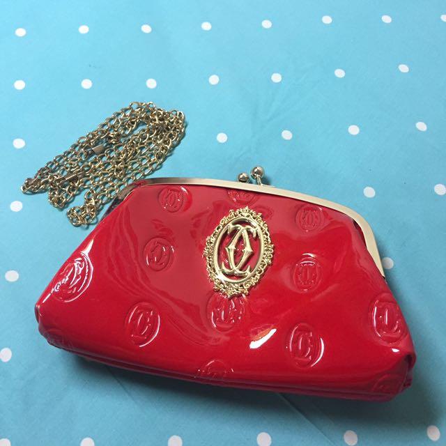 RED Mini Sling Bag