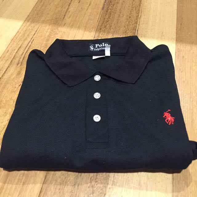 Replica Ralph Lauren Polo Black