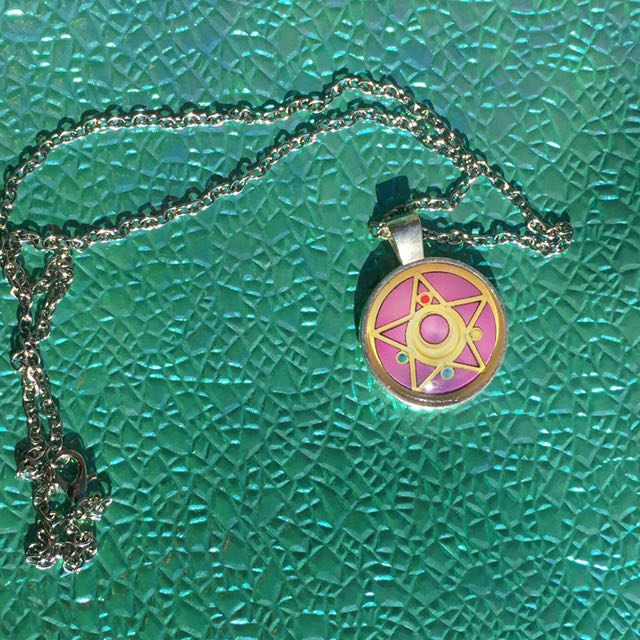 Sailor Moon Pendent Necklace