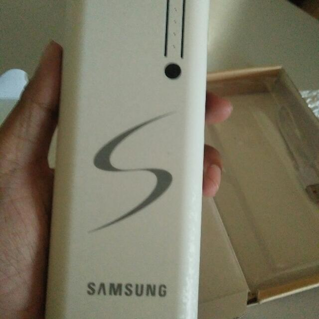 SAMSUNG UNIVERSAL BATTERY PACK POWERBANK