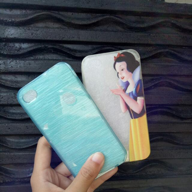 Reprice Softcase Iphone 4S *NO FREE ONGKIR*