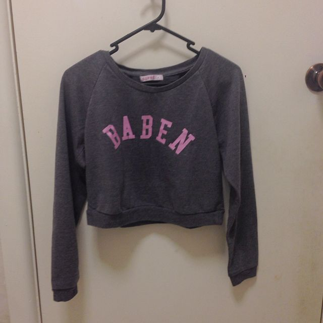 Supre Cropped Jumper