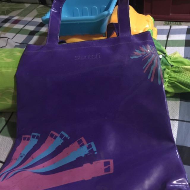Swatch Bag From Hongkonh