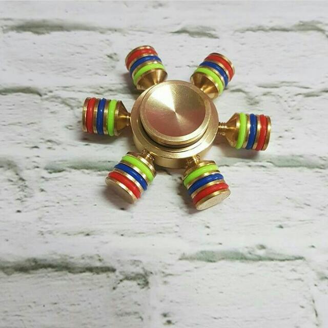 TERMURAH!! spinner Hexagonal/Nahkoda