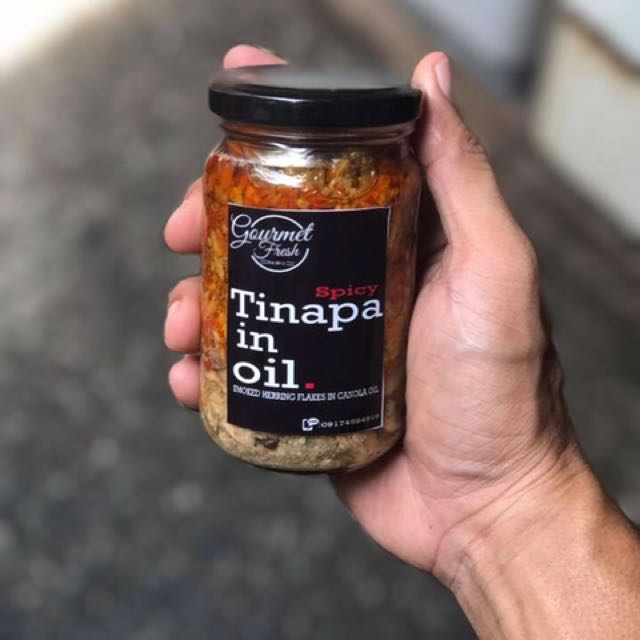Tinapa In Oil