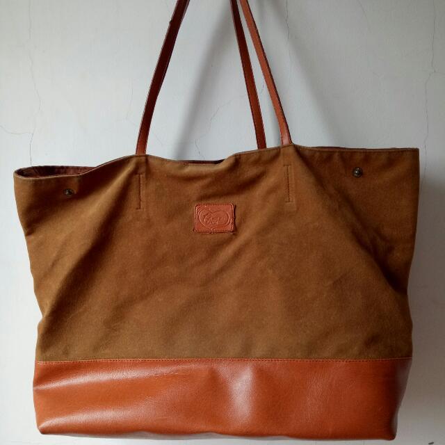 Tote Bag Famo