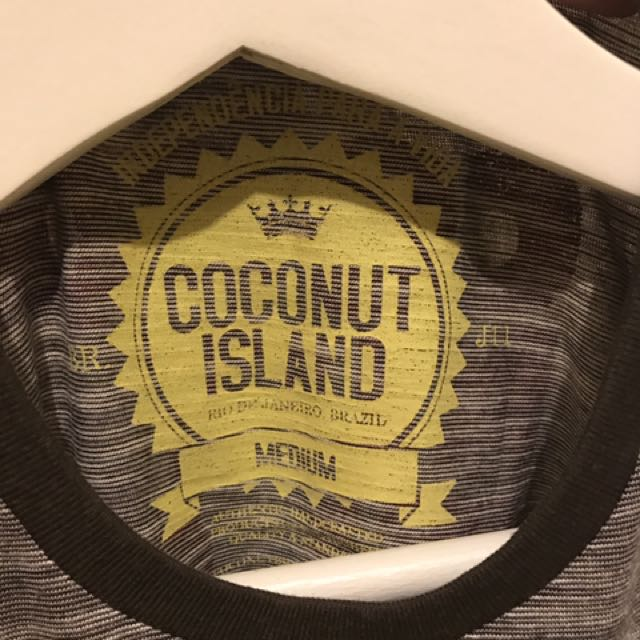 Tshirt Coconat Island