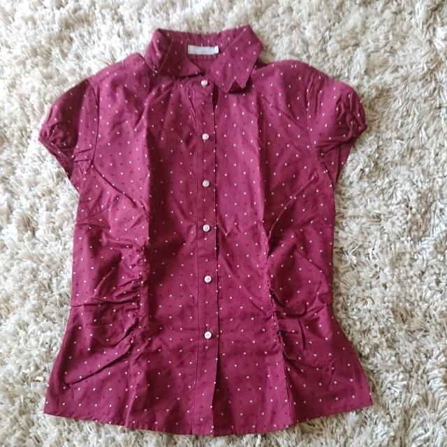 U2 Ladies Maroon Shirts