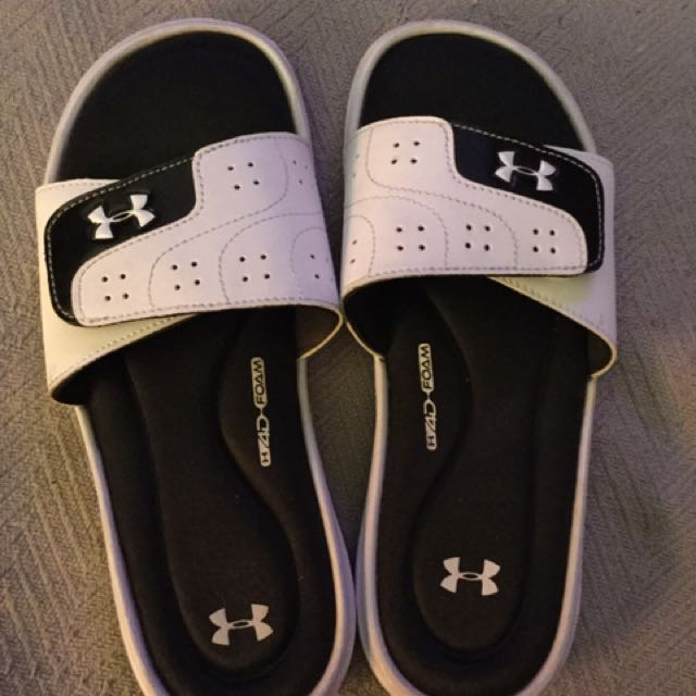 Under Armour Womens Slide Ons