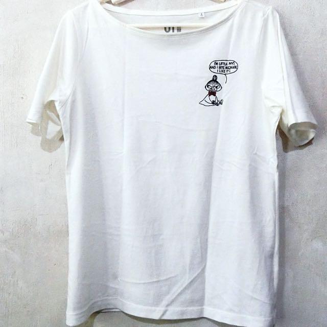 Uniqlo Graphic T-Shirt (Singapore)