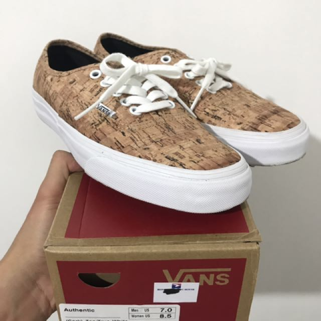 Vans Authentic (Cork) 49c71a715ef9