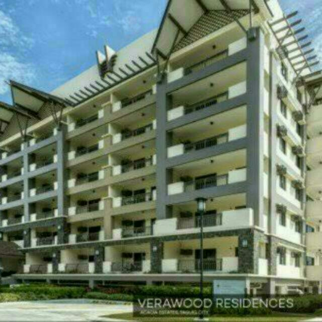 Verawood Residences Acacia Estates Taguig City 2BR