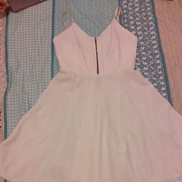 White Summery Type Dress