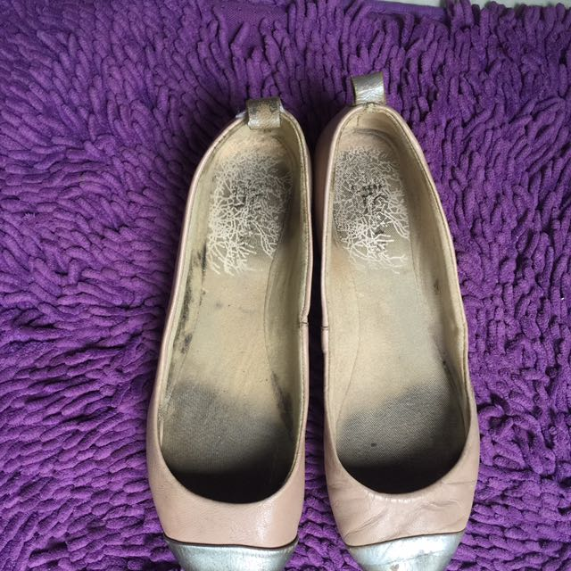 Zara Flat Shoes Authentic Sepatu Ballet