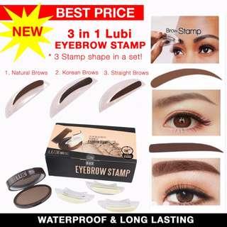 Original 3-in-1 Lubi Eyebrow Stamp