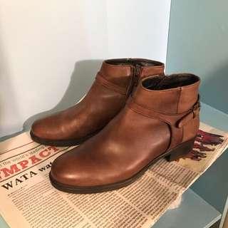 經典小羊皮靴
