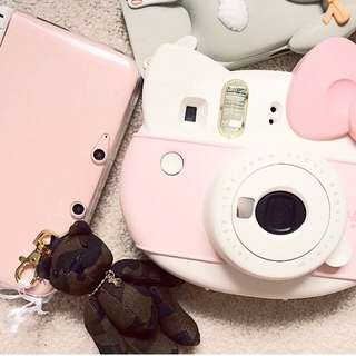 Limited Edition Pink Hello Kitty Fujifilm Instax Camera