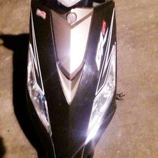 2014 三陽GT125 黑色 極優一手車