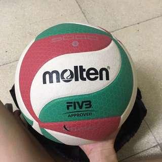 Molten M5000 排球皮球