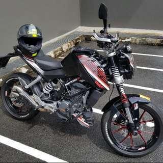 KTM Duke 200 (2015)