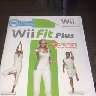 Wii Fit CD Brand New WITH BOARD.