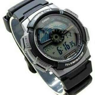 Jam Tangan Casio Original AE-1100W