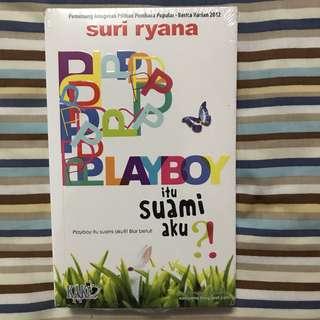 Novel - Playboy Itu Suami Aku? (by Suri Ryana)