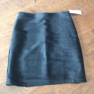 Forever21 Black Mini Skirt Clubbing
