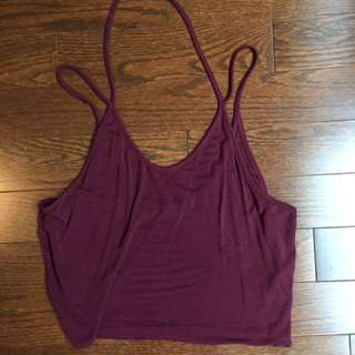 Brandy Melville Cute Strappy Top