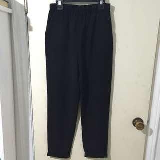 F21 Black Trousers