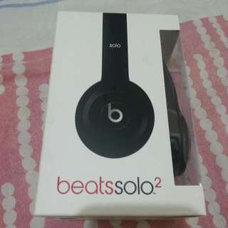 Beats Solo 2 Headset