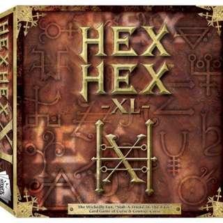 Hex Hex Board Games