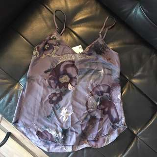 Wilfred Silk Top New
